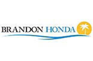 Brandon Honda logo Brandon FL