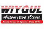 WIYGUL AUTOMOTIVE CLINIC logo