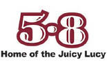 5-8 Club logo in Minneapolis, MN