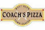 COACH'S PIZZA logo