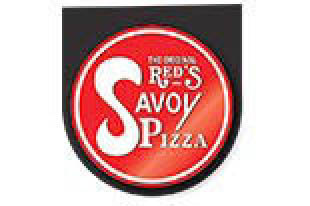 Red's Savoy Pizza logo in Eagan MN