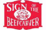 SIGN OF THE BEEFCARVER logo