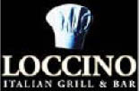 Loccino Italian Grill and Bar logo
