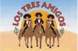 LOS TRES AMIGOS Mexican Restaurant logo