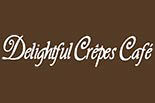 Delightful Crepes Cafe coupon Serving breakfast, lunch, and dinner.