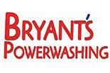 Bryant's Powerwashing company Northern VA
