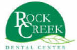 Rock Creek Dental Center in Rockville Maryland Logo, cosmetic dentistry, dentist md, wisdom teeth