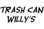 TRASH CAN WILLY'S logo