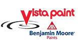Vista Paint Corporation logo in Orange County