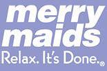 MERRY MAIDS - AUBURN logo