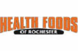 Health Foods of Rochester logo