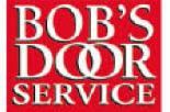 Bob's Door Service logo