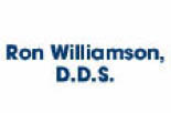 Dr. RON WILLIAMSON DDS logo
