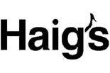 Haig Shoes logo