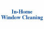 IN-HOME WINDOW CLEANING logo