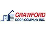 Crawford Garage Door Company logo