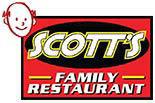 SCOTT'S FAMILY RESTAURANT logo