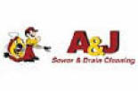 A & J SEWER & DRAIN CLEANING logo