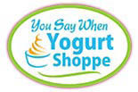 You Say When Yogurt logo