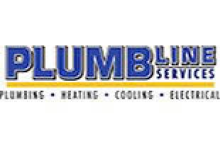 Plumbline Services Logo