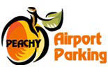 Peachy Airport Parking logo in Atlanta GA