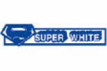 SUPER WHITE DRY CLEANING & LAUNDRY logo