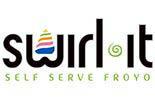 Swirl it Self-Serve Frozen Yogurt logo