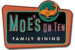 Moe's On Ten logo