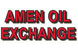 AMEN OIL EXCHANGE logo