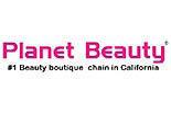 Planet Beauty logo in Orange County CA