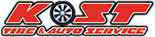 KOST TIRE AUTO CARE logo