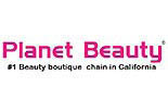 Planet Beauty logo Orange County, CA logo