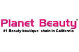 Planet Beauty logo in California & Online