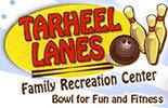TARHEEL LANES BOWLING ALLEY - Hendersonville & Asheville logo