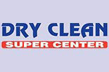DRY CLEAN SUPER CENTER logo