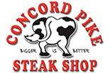 CONCORD PIKE STEAK SHOP logo