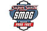 SUPER SONIC SMOG logo