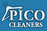 Pico Cleaners logo Beverly Hills Los Angeles, CA