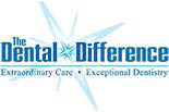 THE DENTAL DIFFERENCE logo