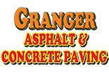 GRANGER ASPHALT & CONCRETE PAVING logo