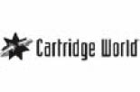 Logo for replacement ink & toner at Cartridge World Monroeville PA