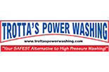 TROTTA'S  POWER  WASHING logo