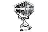 CORNERSTONE FOUNDATIONS logo