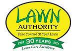 LAWN AUTHORITY logo