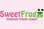 Sweet Frog premium frozen yogurt in Louisville, KY Logo