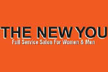 The New You Beauty Salon Logo