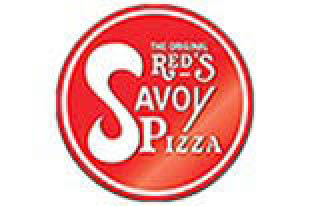 Red's Savoy Pizza logo in Burnsville MN