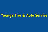 Young Tires and Auto Service Logo