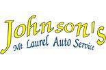 Johnson's Mt. Laurel Auto Service is located at 2969 Marne Highway, Mt. Laurel NJ 08054