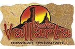 NUEVO VALLARTA MEXICAN FOOD logo